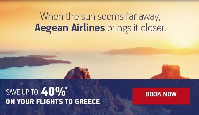 Aegean Airlines Reservations