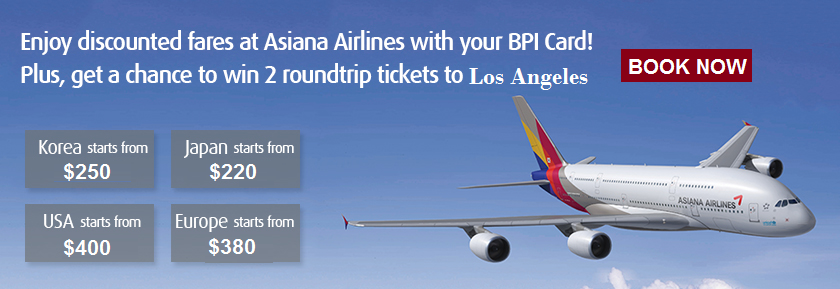 Asiana Airlines Reservations