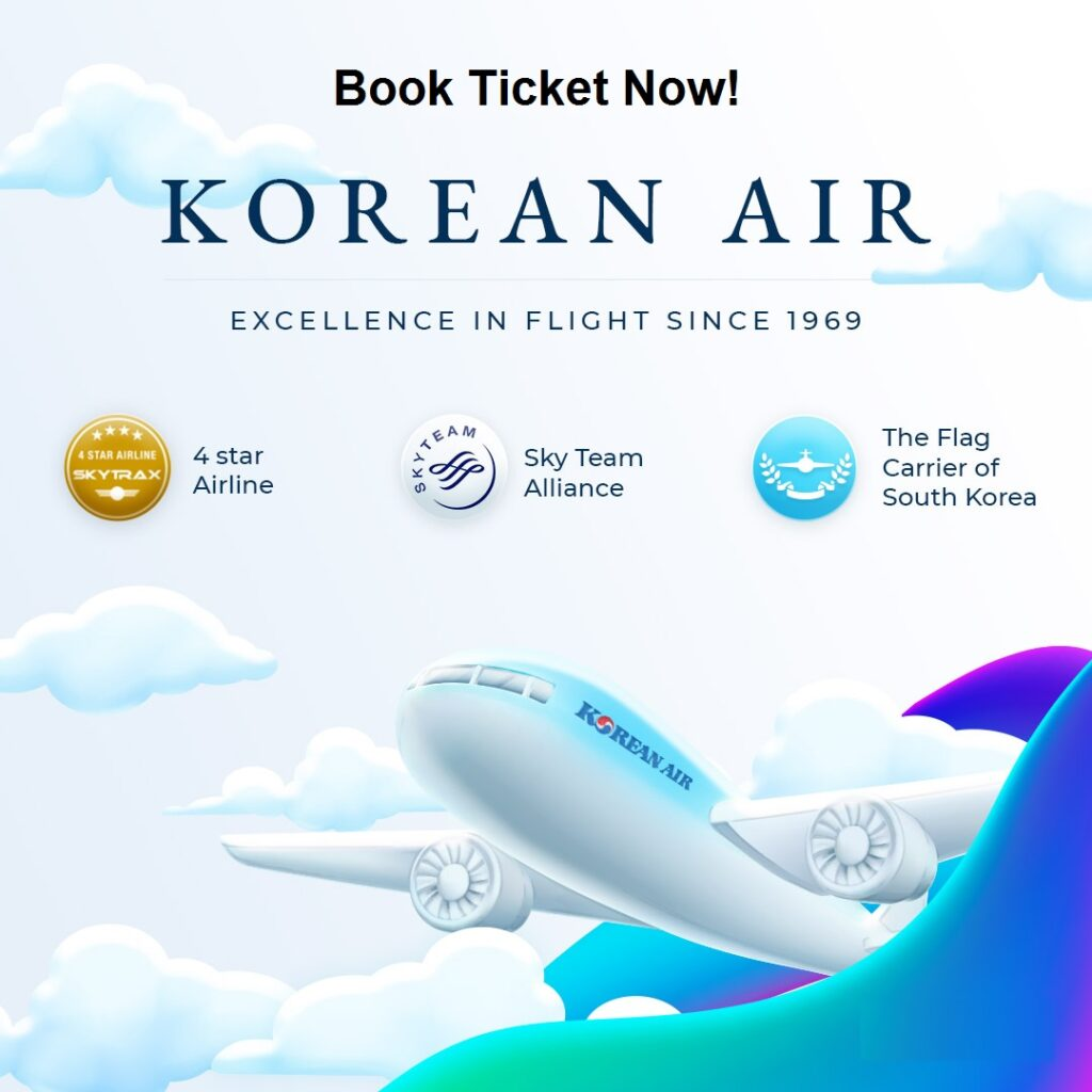 Korean Air Reservations