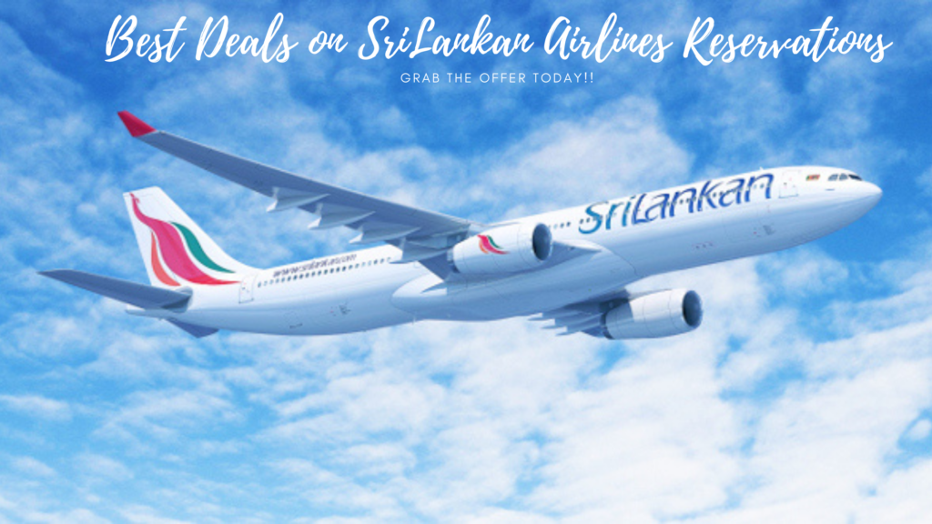 SriLankan Airlines Reservations
