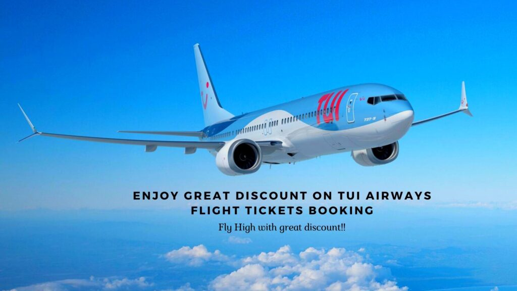 TUI Airways reservations