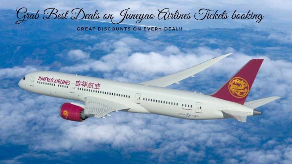 Juneyao Airlines booking