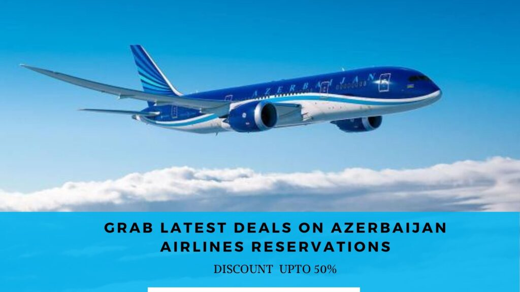 Azerbaijan Airlines reservations