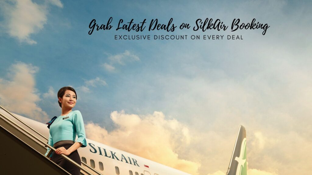 SilkAir booking