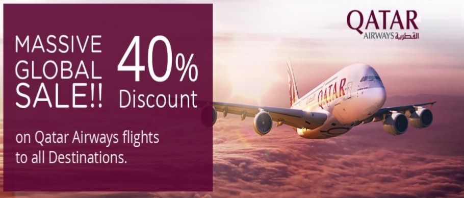 Qatar Airways Flight Booking