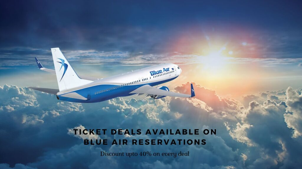 Blue Air reservations