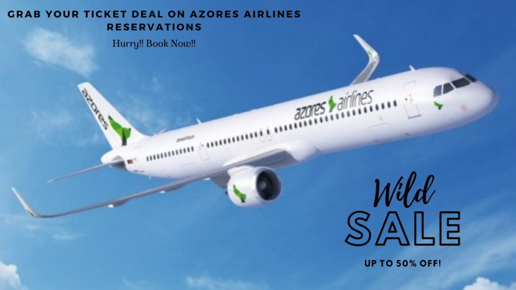 Azores Airlines reservations