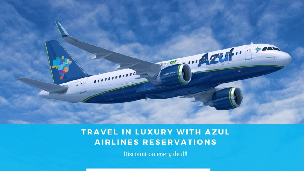 Azul Airlines reservations