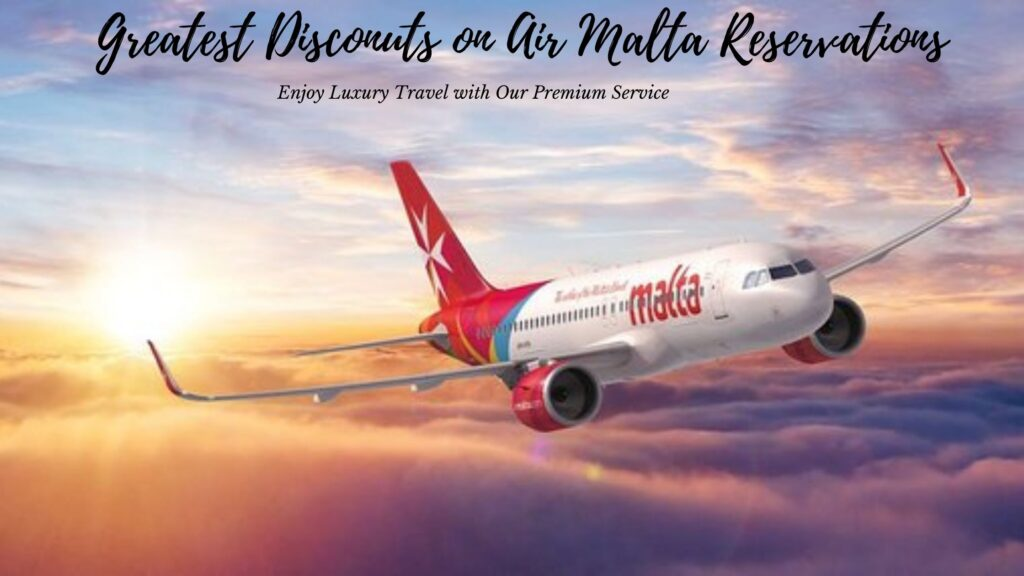 Air Malta reservations