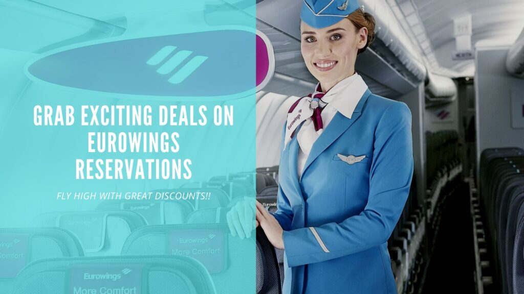 Eurowings reservations